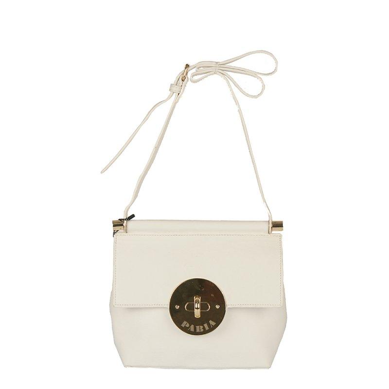 0b3b0b4008 Štýlová biela kabelka MONNARI PABIA 3870 - Adba Raj pre ženy
