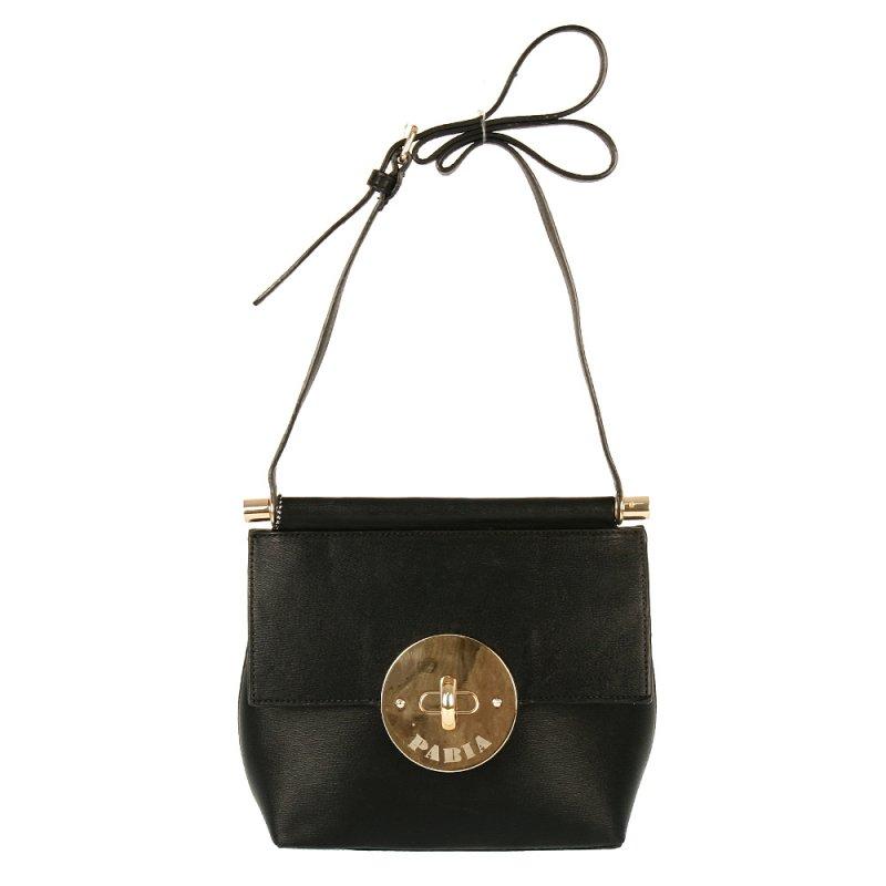 Štýlová čierna kabelka MONNARI PABIA 3870 - Adba Raj pre ženy 57083c81336