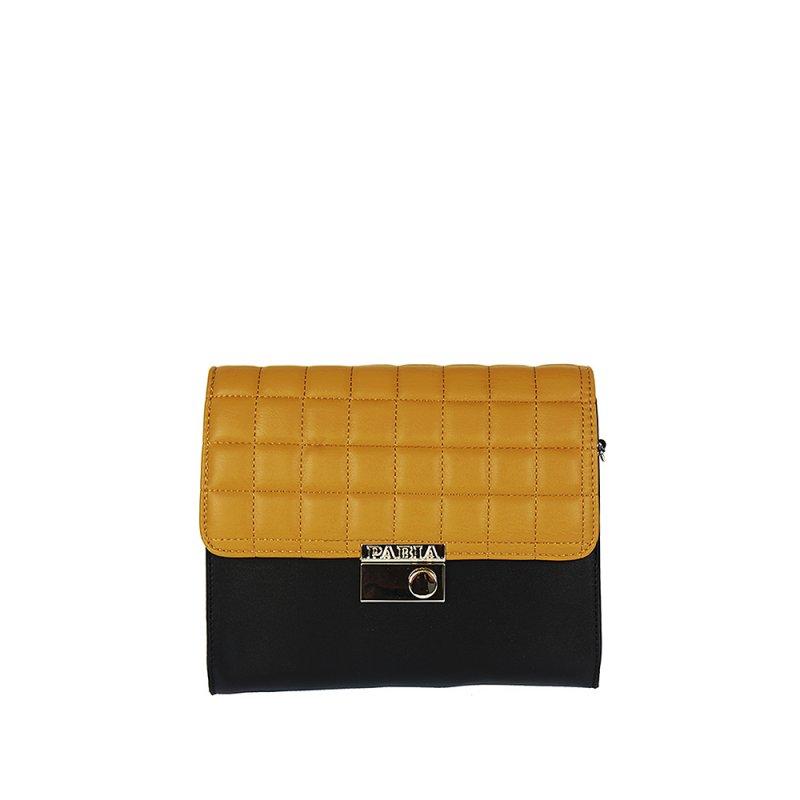 6ac57c6761 Dvoj-farebná spoločenská kabelka PABIA 2571 - Adba Raj pre ženy