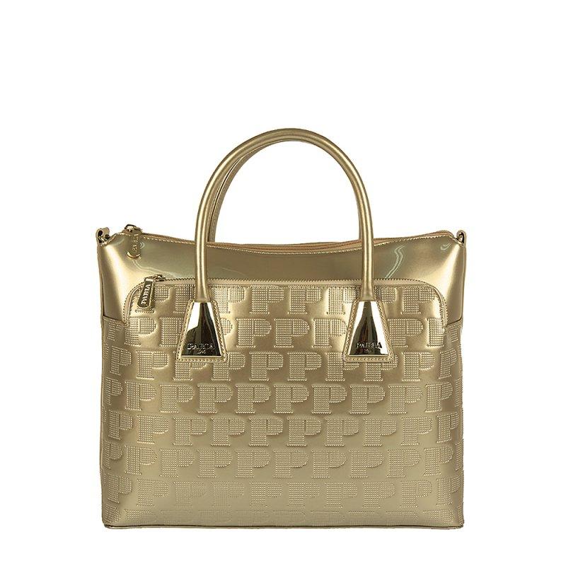 9cd9789bf6 Zlatá kabelka PABIA 4860-019 - Adba Raj pre ženy